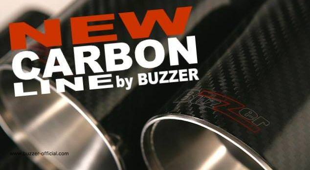 New line of Carbon nozzles